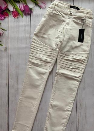 Штани джинси стрейч