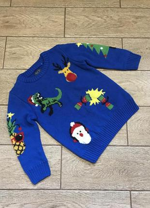 Новогодний свитер