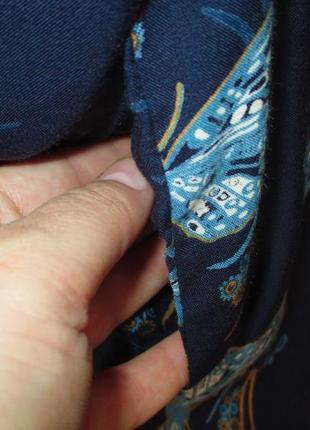 Стильная блуза-рубашка большого размера, uk 18, наш 52-54 размер6 фото