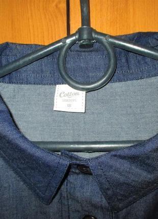 Стильная блуза-рубашка большого размера, uk 18, наш 52-54 размер9 фото