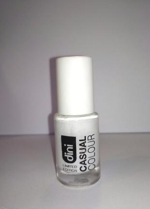 Лак для ногтей dini casual color
