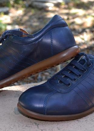 Кожаные туфли camper 36р.
