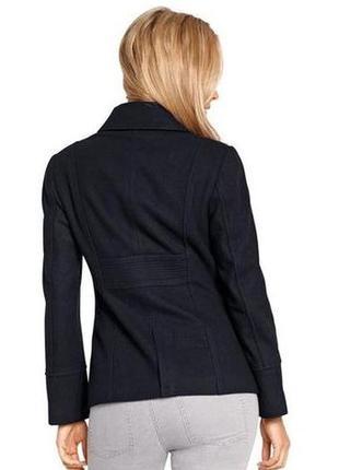 Шерстяное короткое пальто-жакет tcm tchibo4 фото
