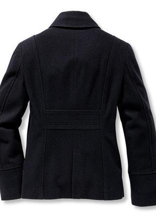 Шерстяное короткое пальто-жакет tcm tchibo3 фото