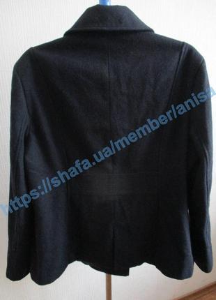 Шерстяное короткое пальто-жакет tcm tchibo7 фото