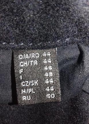 Шерстяное короткое пальто-жакет tcm tchibo9 фото