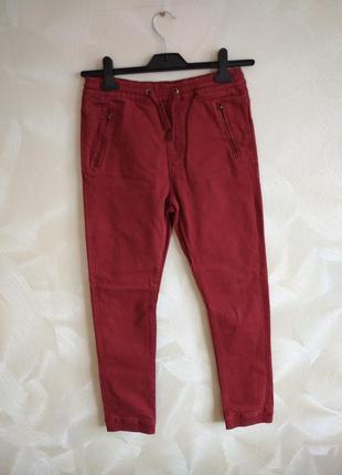 Яркие джинсы, джоггеры marks&spencer