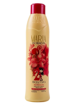 Кератиновое средство для выпрямления волос maria escandalosa 1000 мл