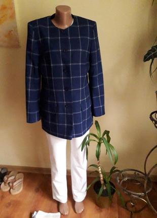 Удлененый пиджак- жакет