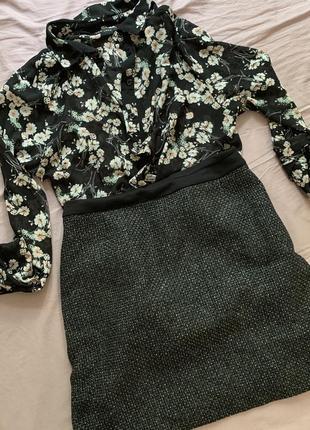 Блуза чёрная 🌒