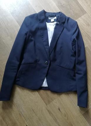 H&m актуальный пиджак, жакет, блейзер