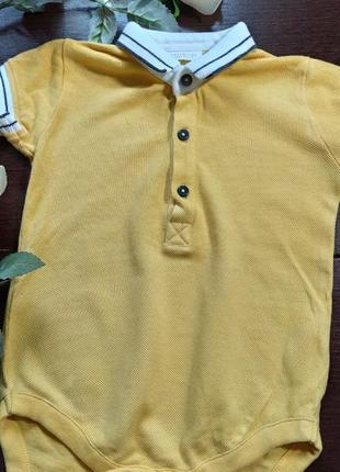 Next бодик человечек комбинезон рубашка