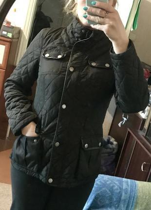🖊легкая весенняя куртка стёганая next 12рр