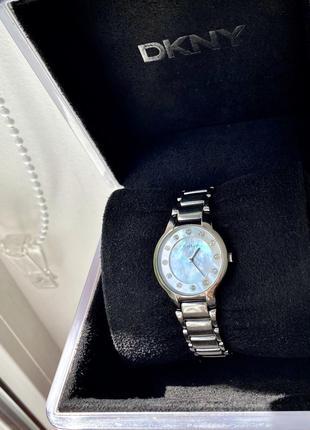 Часы наручные dkny watch ny3486 женские