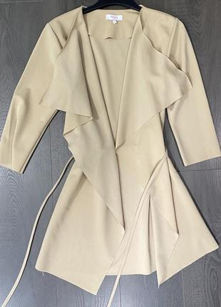 Пиджак жакет накидка