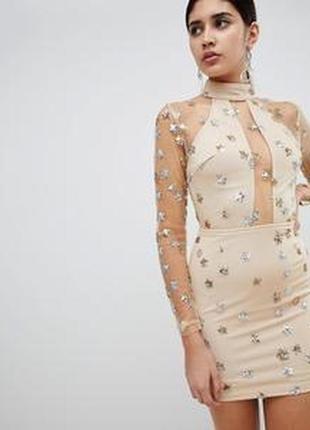 Шикарна сукня rare london