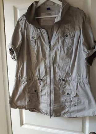 Курточка , летний жакет р. 54-56