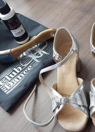 Бальная обувь туфли
