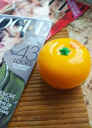Крем для рук wokali fruit orange