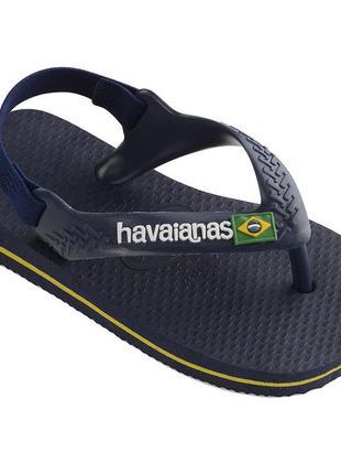 Боссоножки для мальчика havaianas baby brasil