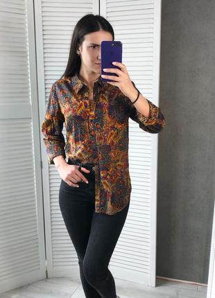Рубашка hilfiger оригинал