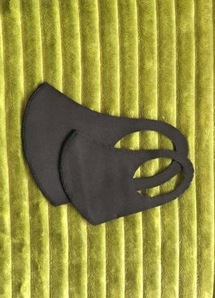 Защитная маска лица не медицинская pitta5 фото