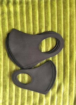Защитная маска лица не медицинская pitta9 фото