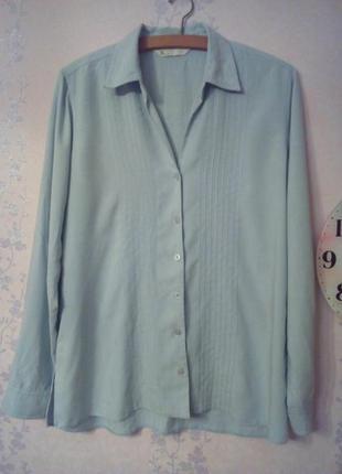 Рубашка большого размера, блуза bhs1 фото