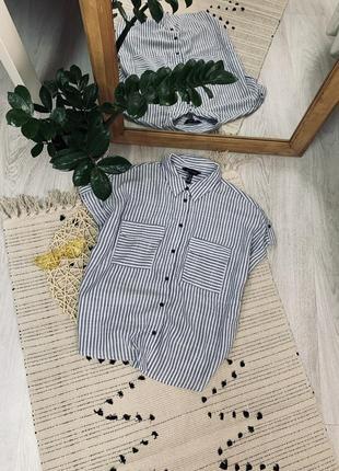 Рубашка на ґудзиках від new look🌿1 фото