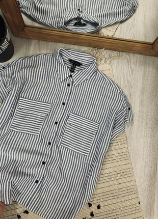 Рубашка на ґудзиках від new look🌿2 фото