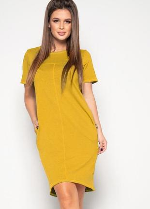 Женское асимметричное платье из трикотажа, летнее платье, жіноче плаття,множество цветов