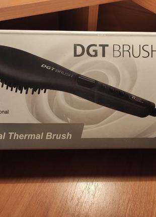 Термо-расческа для выпрямления волос