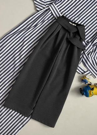 Крутые штаны кюлоты на девочку 8 лет zara
