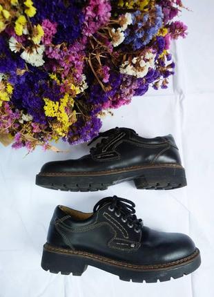 Landrover ботинки под dr.martens