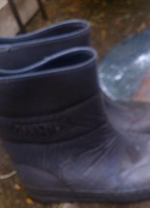 Мужские резиновые сапоги