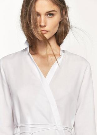 Рубашка massimo dutti / 34eur5 фото
