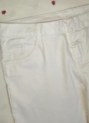 🌿1+1=3 фирменные узкие зауженные джинсы скинни с напылением под кожу, размер 46 - 486 фото