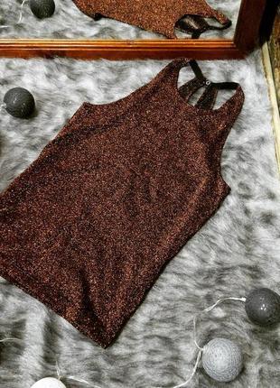 Блуза кофточка топ с американской проймой vero moda