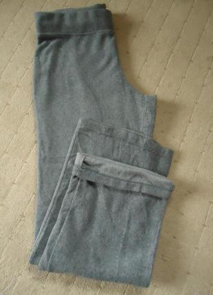 Теплые штанишки s-m