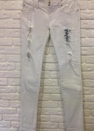 Белые джинсы tally weijl