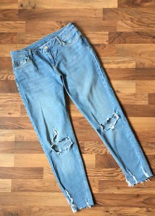 Стильные джинсы denim