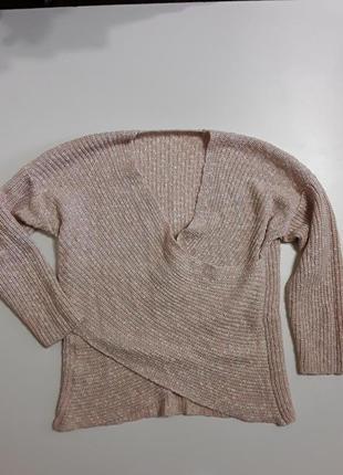 Фирменная кофта пуловер