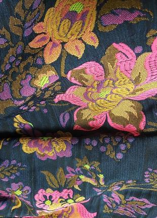 Платье вышивка цветы ralph lauren3 фото