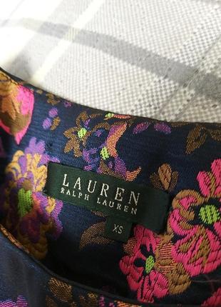 Платье вышивка цветы ralph lauren5 фото