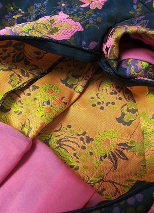 Платье вышивка цветы ralph lauren6 фото