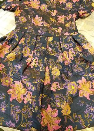 Платье вышивка цветы ralph lauren7 фото