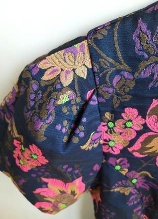 Платье вышивка цветы ralph lauren8 фото