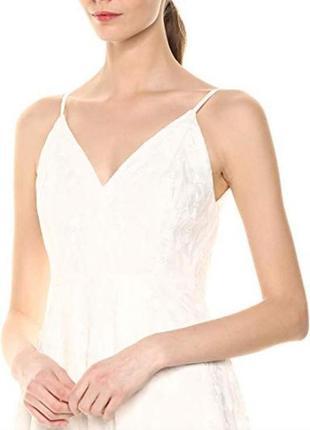 Calvin klein свадебное или вечернее платье