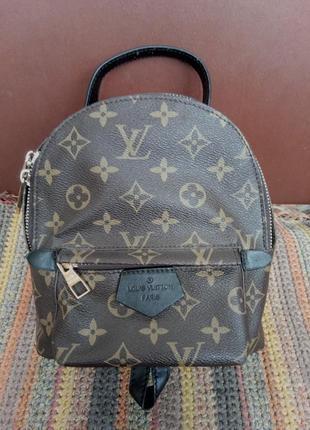 Рюкзак мини lv