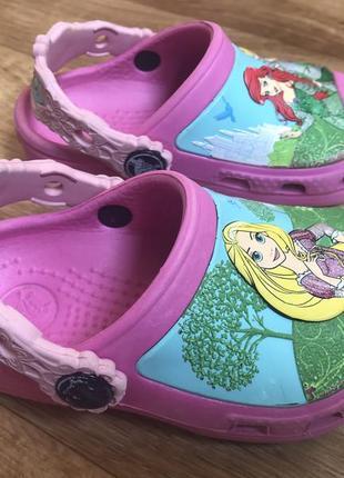 Кроксы crocs 6 c 7